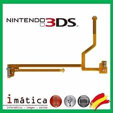 CABLE FLEX REGULADOR 3D Y ALTAVOCES NINTENDO 3DS BOTON RIBBON VOLUMEN LCD