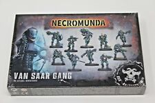 Warhammer Necromunda Van Saar Gang