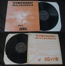 JOHNNY BOWIE - Symphonie Des Energies LP French Contemporary Avant garde folk