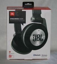 JBL E40 BT Wireless Bluetooth On-Ear Stereo-Kopfhörer schwarz