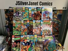 TMNT Adventures Comic Lot of 15 ARCHIE TEENAGE MUTANT NINJA TURTLES