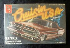 AMT MATCHBOX'65 prix Lowrider Cruisin USA 1/25 Scale Model Kit Scellé