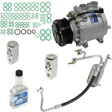 New A/C Compressor Kit for 2005 2006 Ford Expedition 5.4L - With Rear AC