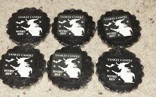 YANKEE CANDLE HALLOWEEN WITCHES BREW TART WAX MELT CANDLES NIP