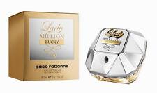Lady Million LUCKY by Paco Rabanne Eau de Parfum Spray 2.7oz. Sealed Box.New.