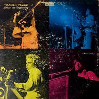 Vanilla Fudge – Near The Beginning: ATCO Records 1969 Vinyl (Rock)