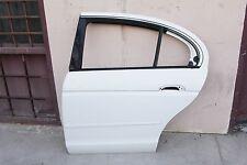 G0201   2000-2008 Jaguar S Type Door Shell REAR Driver Side S-Type Door OEM