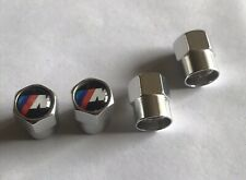 4x Stk. M Metall Ventilkappen für BMW Felgenventile, Felgen, Ventile, Kappen