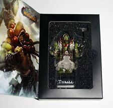 WORLD OF WARCRAFT Mega Bloks Thrall Figure BlizzCon 2011 Promo Epic OOP NEW RARE