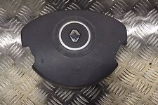 RENAULT CLIO MK3 / MEGANE  DRIVERS OFF SIDE STEERING WHEEL AIRBAG (EL3)