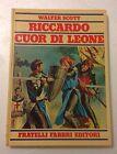 L76> Riccardo Cuor di Leone - Walter Scott - 1980