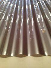 POLYCARBONATE ROOFING SHEETS 1.8 M  LENGTHS - MATALIC BRONZE ROMA PROFILE