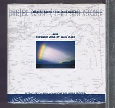 CD SINGLE (NEW )HECTOR ZAZOU SUZANNE VEGA JOHN CALE THE LONG VOYAGE