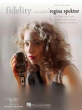 Fidelity Sheet Music Piano Vocal Regina Spektor NEW 000353592