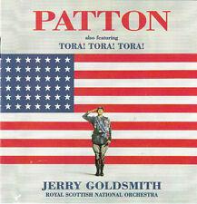 Patton-1970 / Tora Tora Tora-2 Original Movie Soundtrack-19 Track-CD