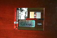 05 Leaf Limited Lumberjacks Material Signature Paul Molitor Auto Bat Jersey 5/5