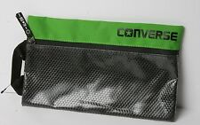 Converse Zip Pouch (Black Green)