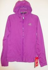 The North Face WOMEN'S V10 SOFT SHELL HOODIE JACKET MAGIC MAGENTA New size XS