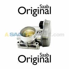NEW SAAB 9-3 Throttle body 2003-2006 4CYL 2.0T 93 TB 93176028 GENUINE OEM