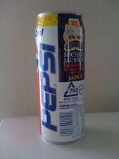 MICHAEL JACKSON  Pepsi Cola Can from Dangerous Tour !  JAPAN !