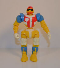 "1993 Bats 5.25"" Toy Biz Robot Action Figure The Bots Master Animated Series"