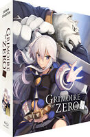 ★ Grimoire of Zero ★ Intégrale - Edition Collector Limitée [Blu-ray] + DVD