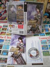 Sony PSP:Dynasty Warriors Vol.2 [TOP KOEI & 1ERE EDITION RARE] COMPLET - Fr