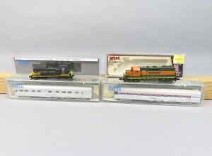 V 81773 Sammlung Kato + Atlas Spur N Eisenbahnen