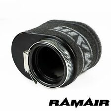 RAMAIR Performance Motorcycle - Motocross Oval Foam Race Pod Air Filter 43mm ID