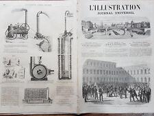 L' ILLUSTRATION 1866 N 1239 LE ROI VICTOR-EMMANUEL DECORE LE DRAPEAU DE VENISE