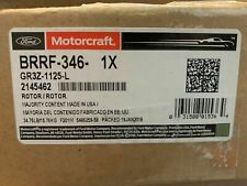 GR3Z-1125-L 2015 FORD MOTORCRAFT BREMBO FRONT ROTORS FOR 2015 MUSTANG GT NEW