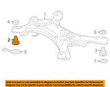 TOYOTA OEM Rear Suspension-Front Insulator 522710E030