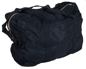 Borsone borsa richiudibile bag K-WAY a.2BKK1504 FOLDING DUFFLE c.H5 BLUE