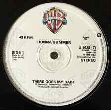 """Donna SUMMER-ecco il mio bambino (12"""") (In buonissima condizione-EX/NM)"""