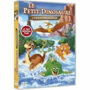 """DVD """"Le Petit Dinosaure : L'expédition héroïque"""" NEUF SOUS BLISTER"""