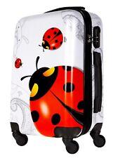 Bagia® Reisetasche Urlaub Handgepäck Rollkoffer Bordcase Reise Urlaub Koffer M