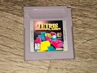 Tetris Plus Nintendo Game Boy Cleaned & Tested Authentic