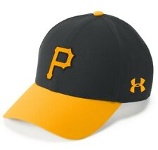 Men's Under Armour Pittsburgh Pirates Driving Adjustable Cap, 0010