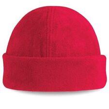 Cappelli da uomo berretto rosso in poliestere