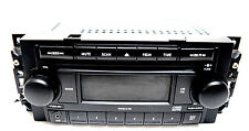 05 06 07 JEEP DODGE CHRYSLER 300 GRAND CHEROKEE RADIO CD MP3 PLAYER AUX INPUT