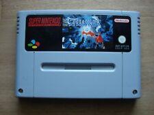 Terranigma English Original SNES Rare Super Nintendo Game