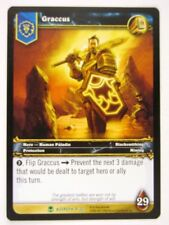 WoW: World of Warcraft Cards: GRACCUS 4/361 - played