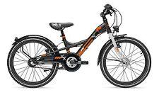 S'cool Kinderrad XXlite comp 20 Zoll 3 Gang Nexus schwarz SCOOL #6025
