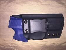 IWB Holster - S&W M&P M2.0 COMPACT 9MM/40 - Adj Ret - Right Handed - 0 Deg Cant
