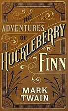 Adventures of Huckleberry Finn, The (Barnes & Noble Leatherbound Classic Collect