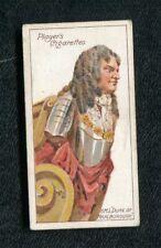 John Player Card: Ships Figureheads: 1912: No 19: H.M.S Duke of Marlborough