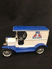 Ertl 1912 Delivery Car Coin Bank with Key Die Cast Metal (2B) has