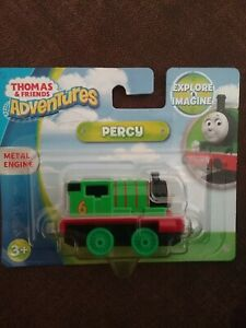 New Thomas & Friends adventures ~ Percy - metal engine