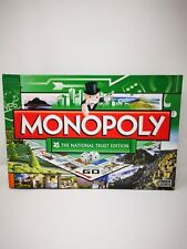 Monopoly National Trust Edition Board Game - Complete Excellent