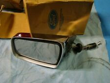 1984 Ford LTD Mirror Assembly LEFT Door Side View NOS E3DZ17682B Remote